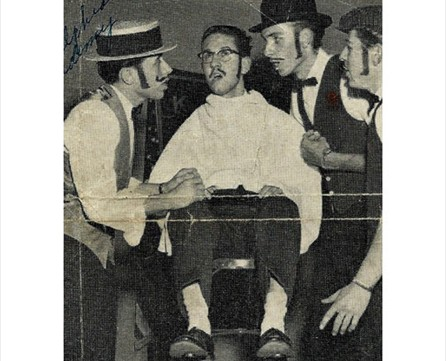 Adelphian Men's Quartet - 1957
