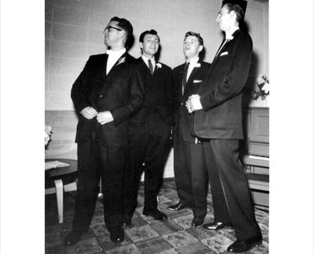Men's Quartet - 1959