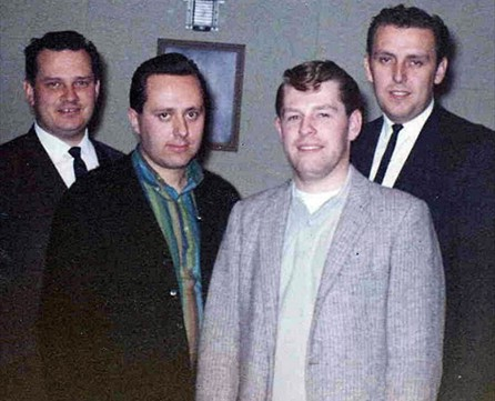 Men's Quartet 1966