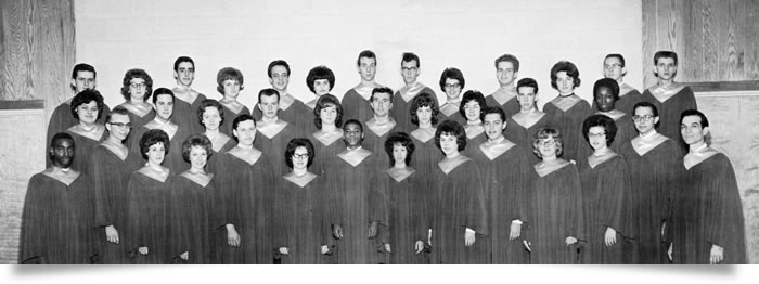 Cantus Chorale 1963